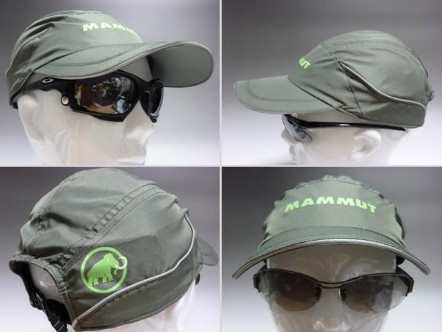 アクティブキャップ(Active Cap) - マムート(mammut)