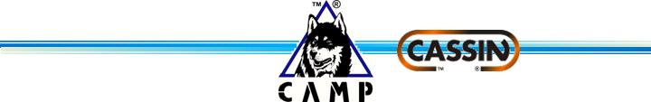 イタリアのクライミングギアの老舗 CAMP