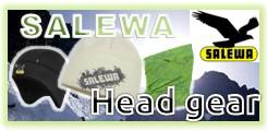 サレワのヘッドギアのバナー